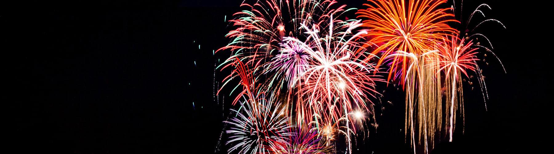 Fireworks at Grand Geneva