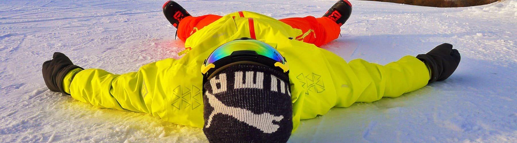 Neon Ski Suit