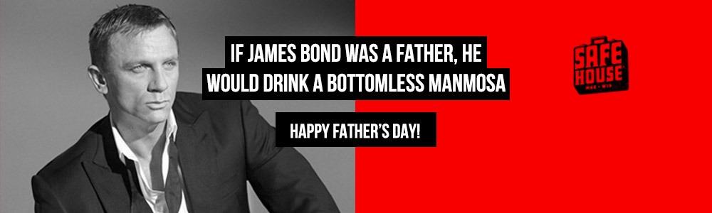 Father's Day - Bottomless Manmosas