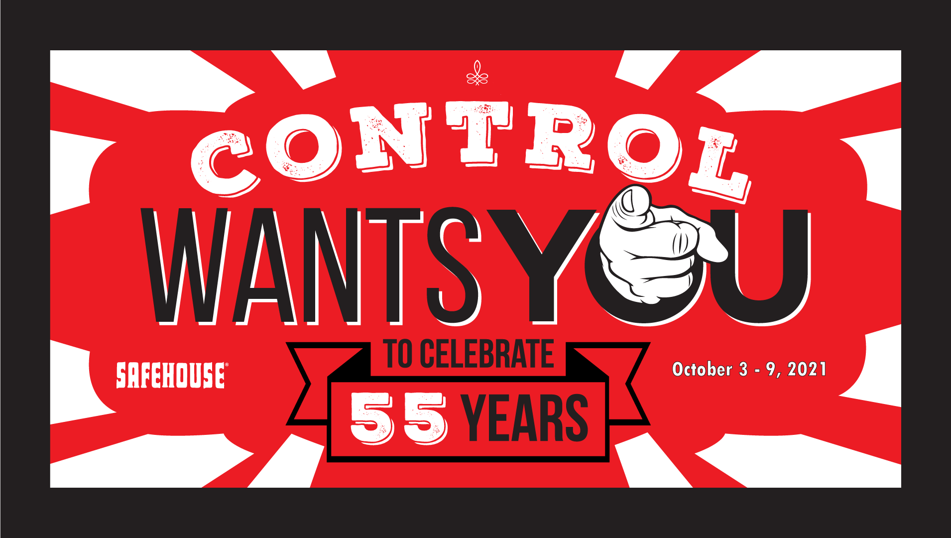Control's 55th Birthday