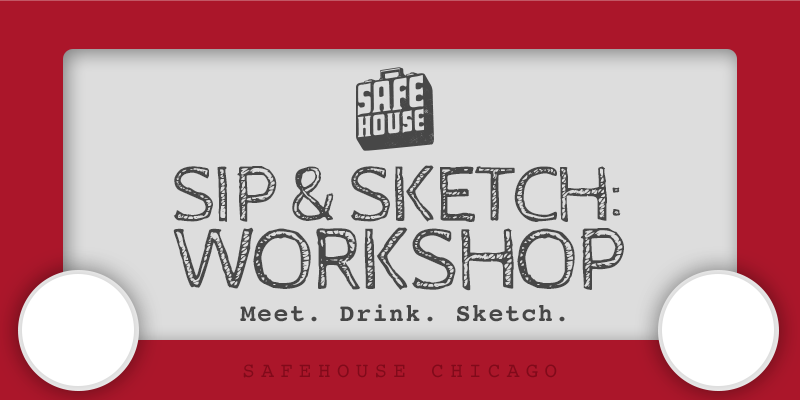 Sip & Sketch: Workshop