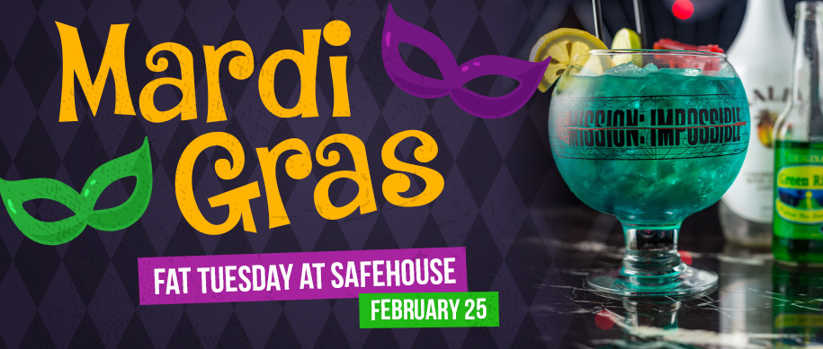 Fat Tuesday at SafeHouse Chicago