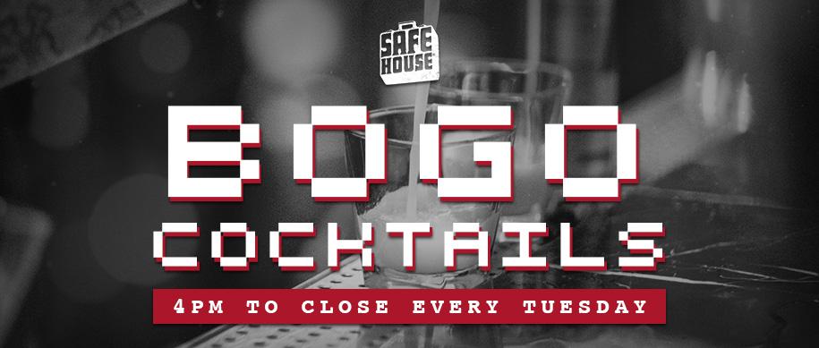 BOGO Cocktails