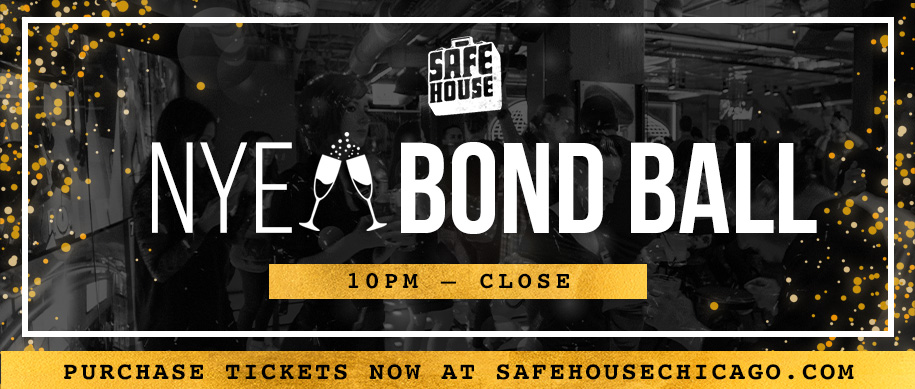 SafeHouse Chicago Bond Ball